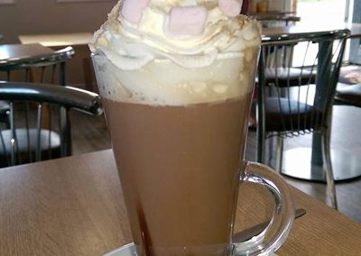 Deluxe Hot Chocolate