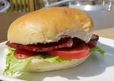 Filled Rolls & Sandwiches