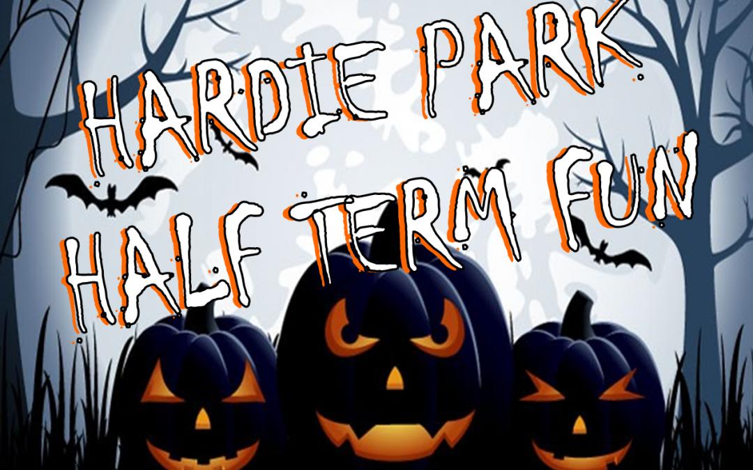 Half-term Halloween fun at the park