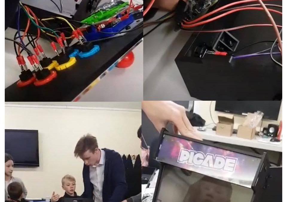 Summer fun for young Tech-Heads