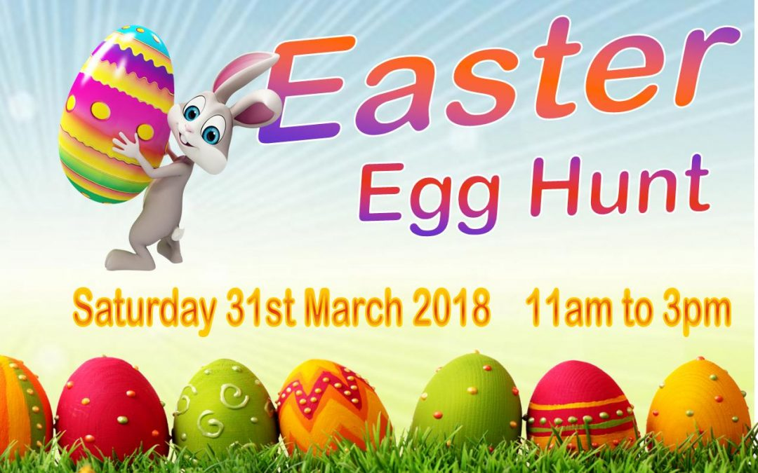 Cracking turn-out for Easter event