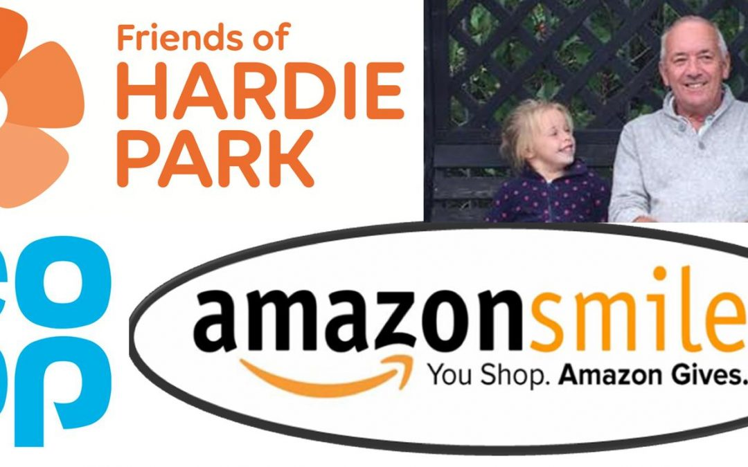 It's so easy to support Hardie Park Projects