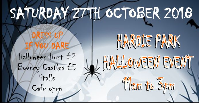 Spooky family day planned at Hardie