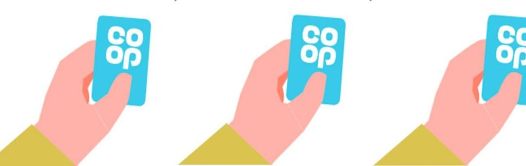 Local people raising funds The Co-op Way